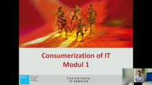 Was ist Consumerization of IT?