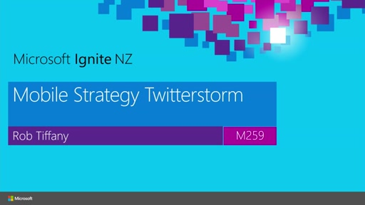 Mobile Strategy Twitterstorm