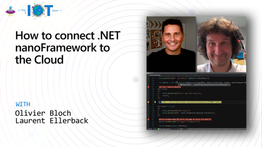 How to connect .NET nanoFramework to the Cloud
