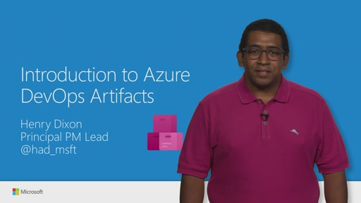 Getting started with package management using Azure Artifacts