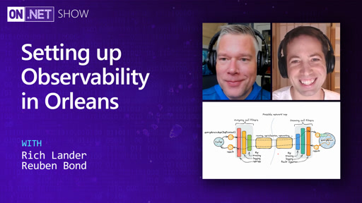 Setting up Observability in Orleans