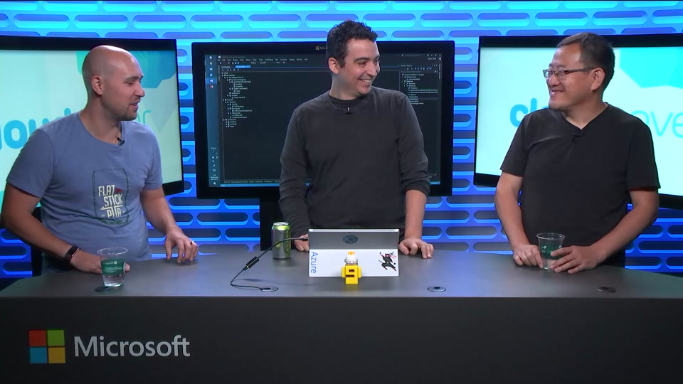 Episode 213: Azure App Service Best Practices for Large Scale Applications