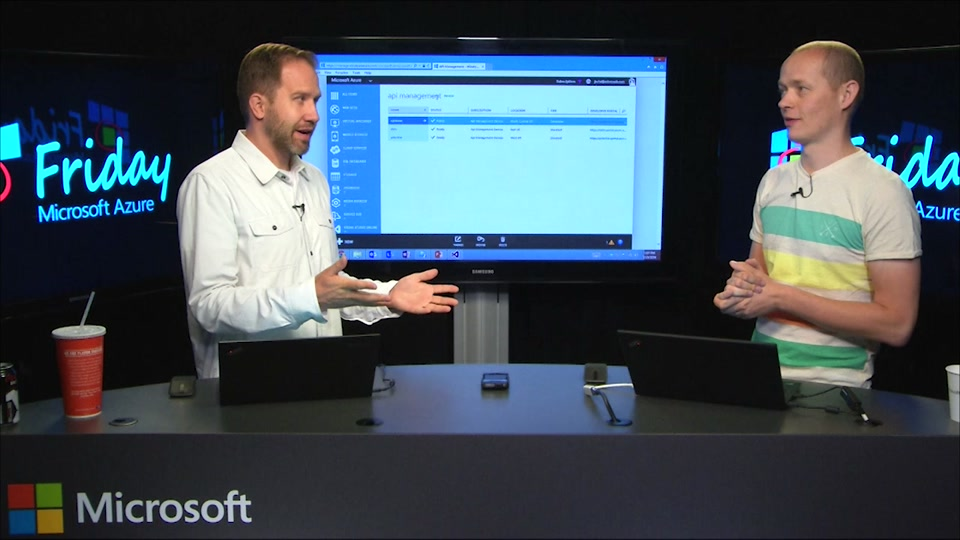Azure API Management 101 with Josh Twist