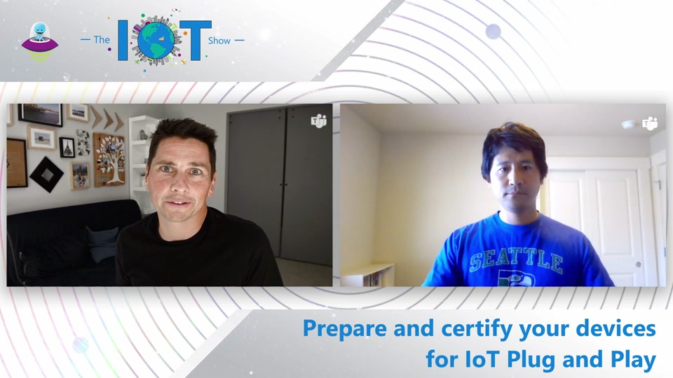 Prepare and certify your devices for IoT Plug and Play