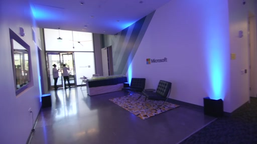 Microsoft Campus Tours - Reactor Space in San Francisco