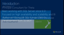 Performance Tuning SQL Server Analysis Services
