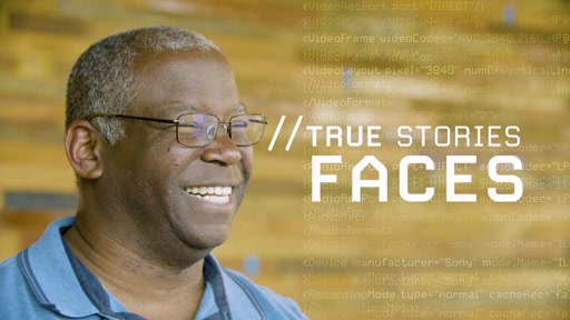 //True Stories - Faces
