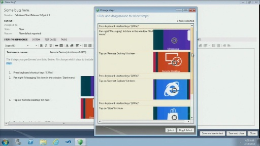 Manual Testing Of Windows 8 Metro Style Applications