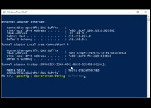 PowerShell 5 - Converting a String
