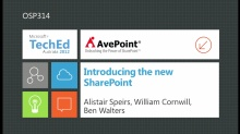 Introducing the New SharePoint