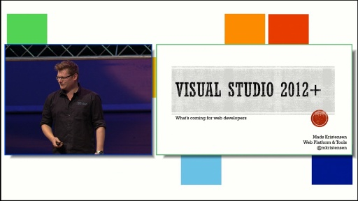 Beyond Visual Studio 2012: What's Coming for Web Developers