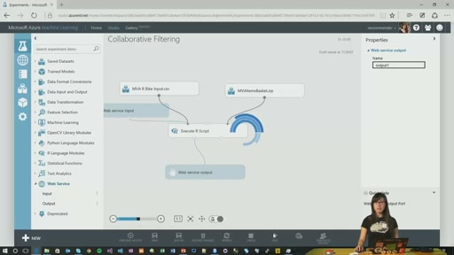 03 | Collaborative Filtering: Association Rules in R & AzureML