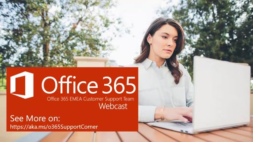 Support Corner Webcast: Office 365 Labs - OneDrive Synchronization 101