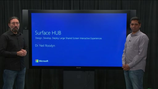 Surface Hub Design and Development Overview