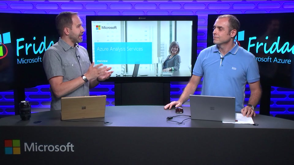 Introducing Azure Analysis Services