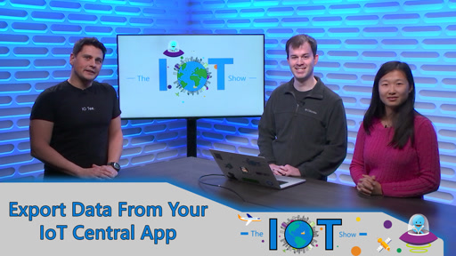 Export data from your IoT Central app to Azure Event Hubs and Azure Service Bus