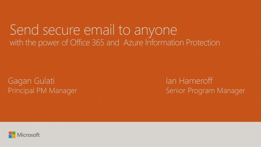 Send secure email to anyone with the power of Microsoft Office 365 and  Azure Information Protection