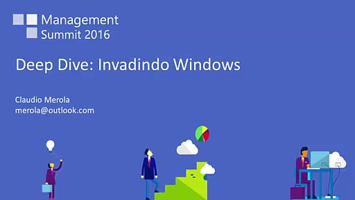 Deep Dive: Invadindo Windows