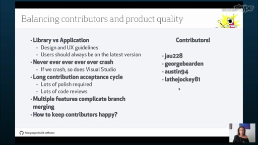 From 0 to Open Source: Shipping the GitHub Extension for Visual Studio