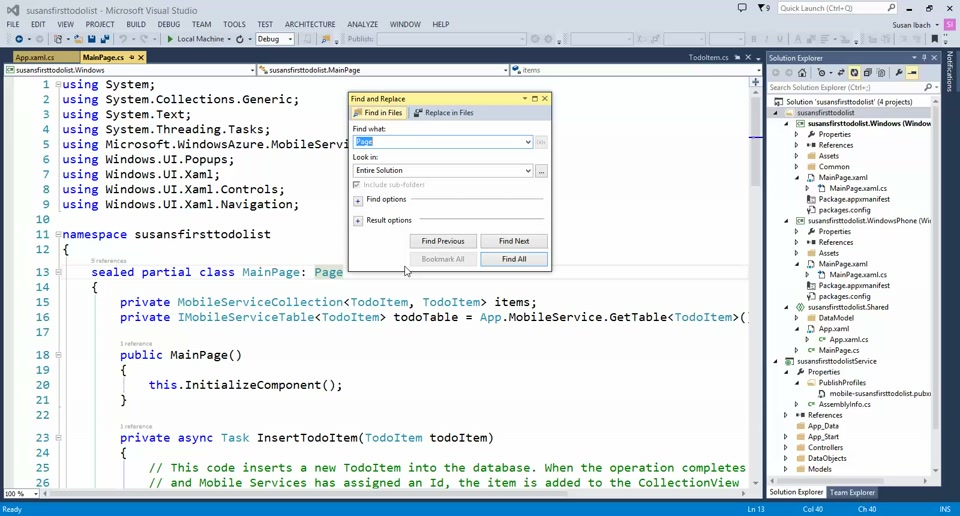 Visual Studio Tip: Customizing Search Output in Visual Studio