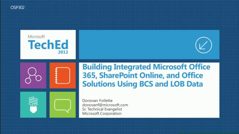 Building Integrated Microsoft Office 365, SharePoint Online, and Office Solutions Using BCS and LOB Data