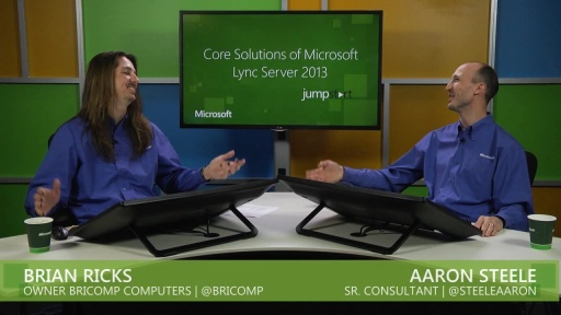 Core Solutions of Microsoft Lync Server 2013: (10) High Availability