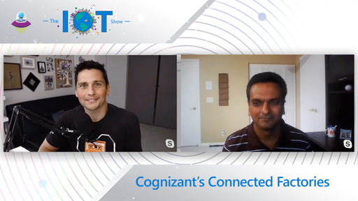 Cognizant's Connected Factories