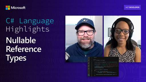 C# Language Highlights: Nullable Reference Types