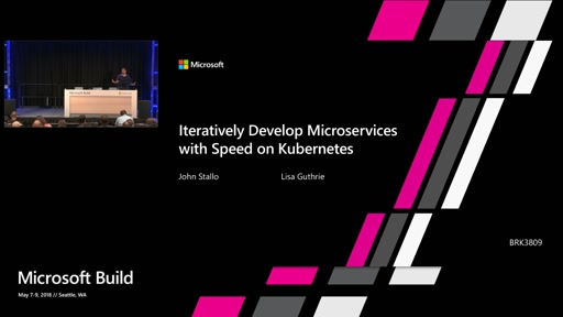 Iteratively Develop Microservices with Speed on Kubernetes
