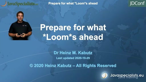 "Prepare for What ""Loom""s Ahead"