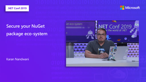 Secure your NuGet package eco-system