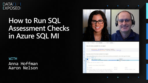 How to Run SQL Assessment Checks in Azure SQL MI