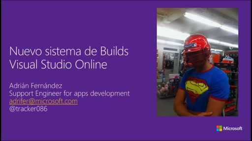 [Visual Studio Online] Nuevo Sistema de Builds de Visual Studio Online