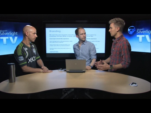 Silverlight TV 81: Four Great Windows Phone UX Tips