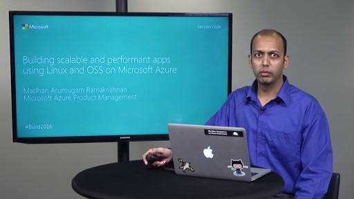 Building Scalable and Performant Apps using Linux and OSS on Microsoft Azure