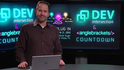 DevIntersection Spring 2016 CountDown Show #5 with Scott Hanselman