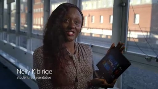 In the heart of London, students prepare for career success with real world skills and Microsoft Surface