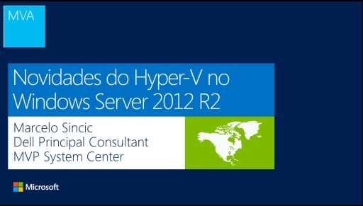 Hyper-V No Windows Server 2012 R2