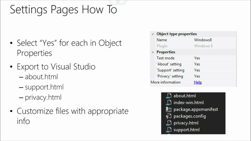 Construct 2 Advanced Game Development: (02) Windows 8.x Specific Features