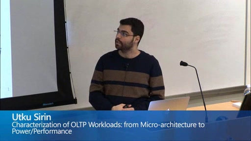 Characterization of OLTP Workloads: from Micro-architecture to Power/Performance