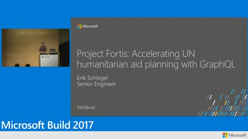 Project Fortis: Accelerating UN humanitarian aid planning and response with GraphQL