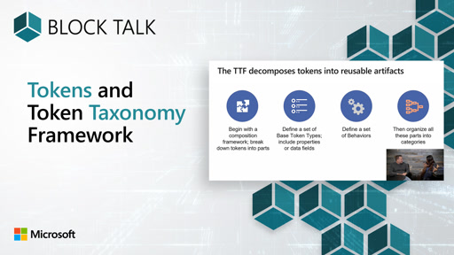 Tokens and Token Taxonomy Framework