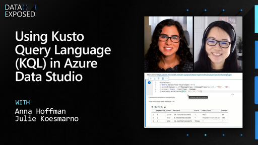 Using Kusto Query Language (KQL) in Azure Data Studio