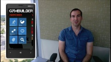 "Ryan Winter, Developer & Creator of ""GymBuilder Pro"" for Windows Phone"