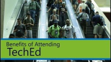 TechEd Attendees Share the Top Benefits of Attending