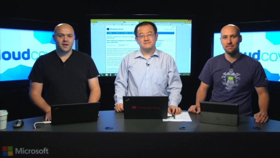Episode 115: Getting Started with the New Windows Azure Cache Service