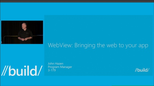 WebView: Bringing the Web to Your App