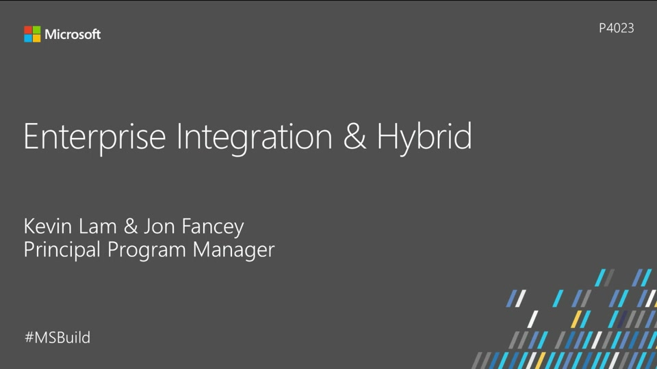 Enterprise Integration and Hybrid
