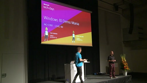 Windows 10 demo mania