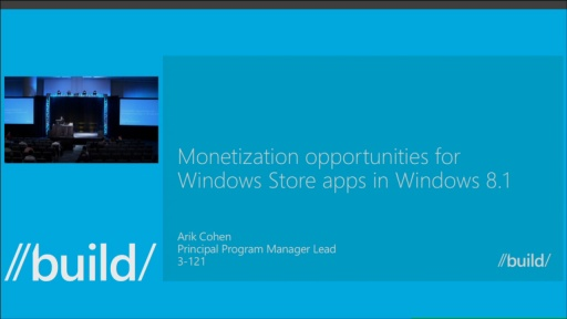 Monetization Opportunities for Windows Store Apps in Windows 8.1